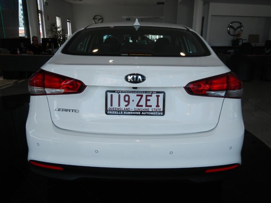2016 MY17 Kia Cerato YD MY17 S Premium Sedan Image 4