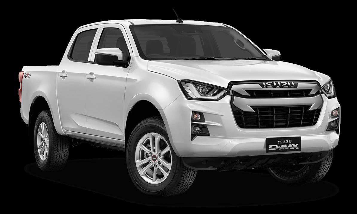 2020 MYon Isuzu UTE D-MAX LS-M 4x4 Crew Cab Ute Utility