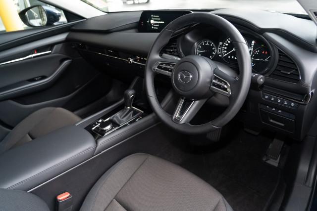 2021 Mazda 3 BP G25 Evolve Sedan Sedan Mobile Image 6