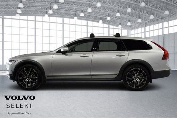 2019 Volvo V90 Cross Country (No Series) MY20 D5 Wagon Image 5