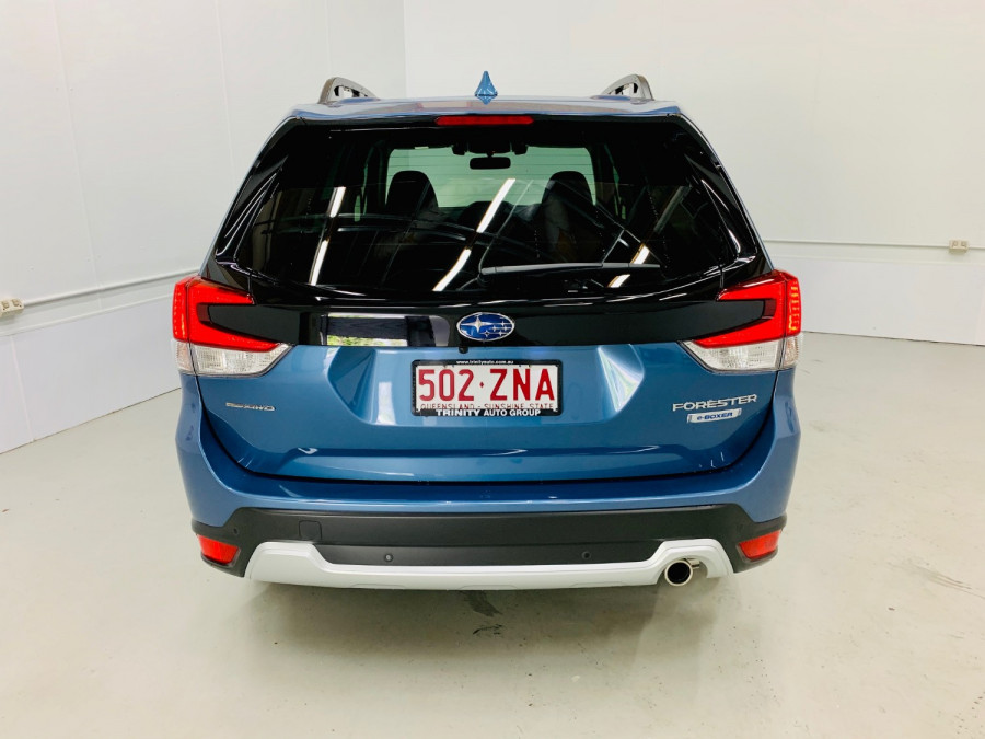 2020 Subaru Forester S5 Hybrid S Suv Image 6