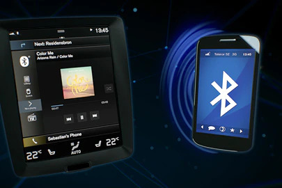 Bluetooth connection Image