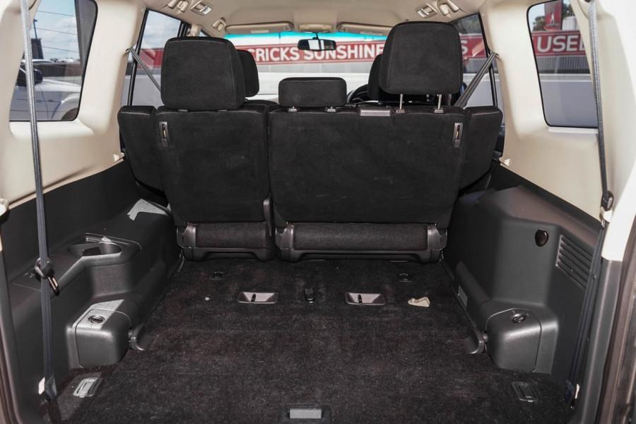 2013 Mitsubishi Pajero NW GLX-R Wagon