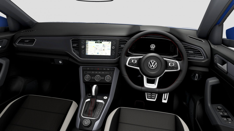 2021 Volkswagen T-Roc A1 140TSI Sport Wagon Image 8