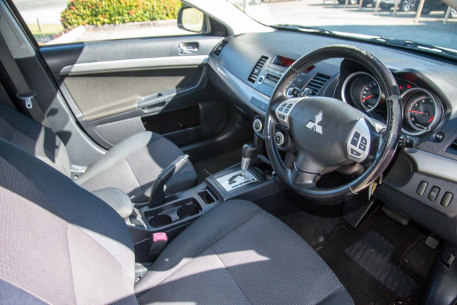 2009 Mitsubishi Lancer CJ MY10 VR Hatchback Image 6