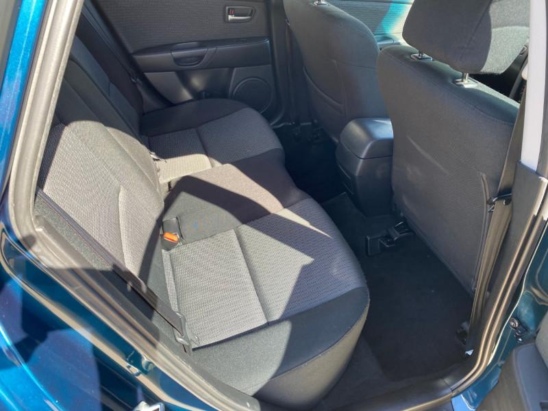 2007 Mazda 3 BK10F2 Maxx Hatch