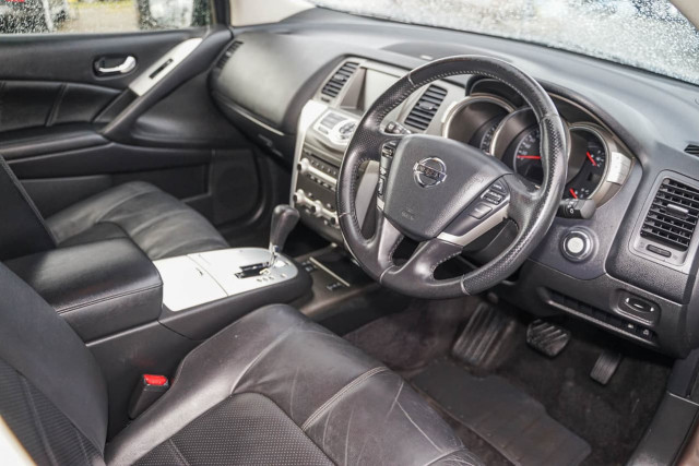 2013 Nissan Murano Z51 Series 3 ST Wagon