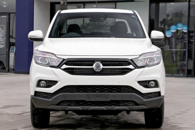 2021 SsangYong Musso ELX XLV