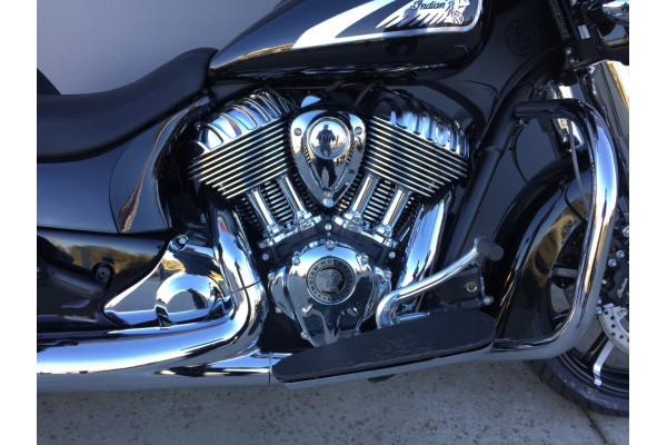 2021 Indian Chieftan Limited Chieftan Limited Motorcycle Image 2