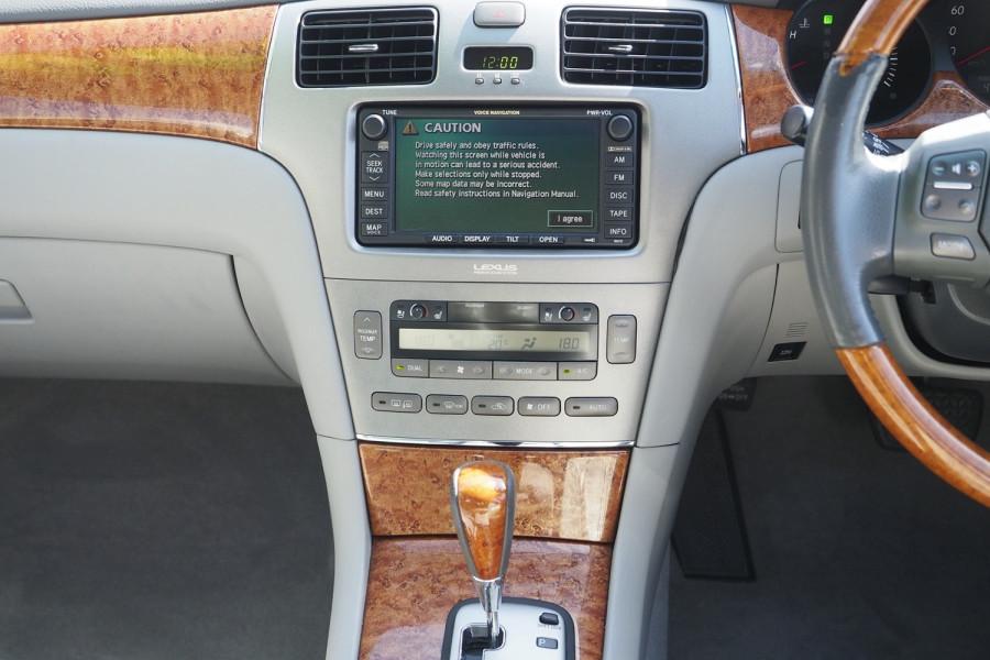 2005 Lexus Es MCV30R MY05 ES300 Sedan Image 11