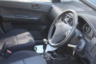 2010 MY09 Hyundai Getz TB  SX Hatchback