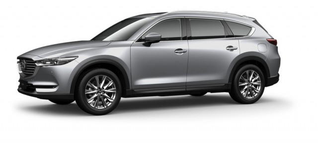 2020 Mazda CX-8 KG Series Asaki Suv Mobile Image 23