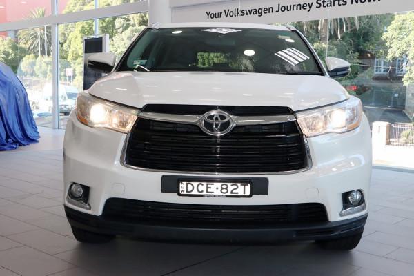 2015 Toyota Kluger GSU50R GX Suv Image 4