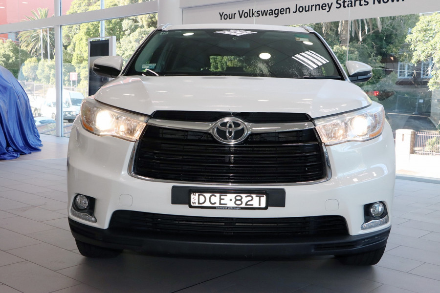 2015 Toyota Kluger GSU50R GX Suv
