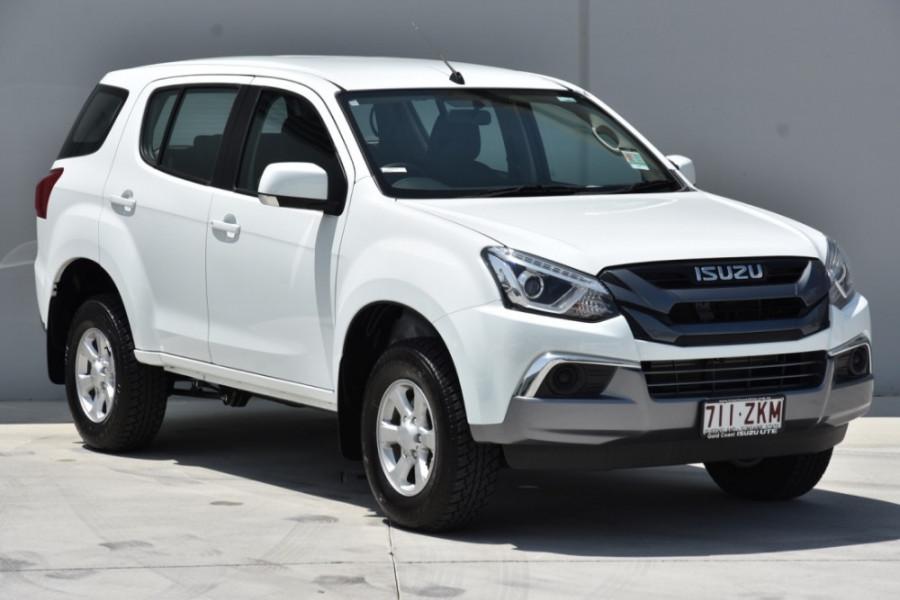 2019 Isuzu UTE MU-X LS-M 4x2 Wagon Image 1