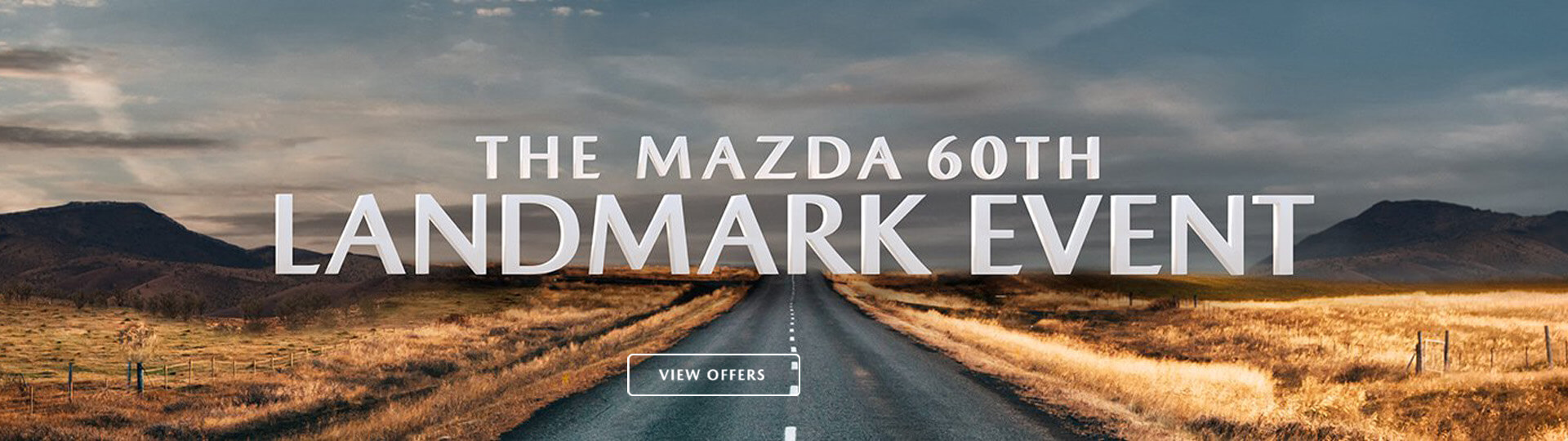 The Mazda 60th Landmark Event