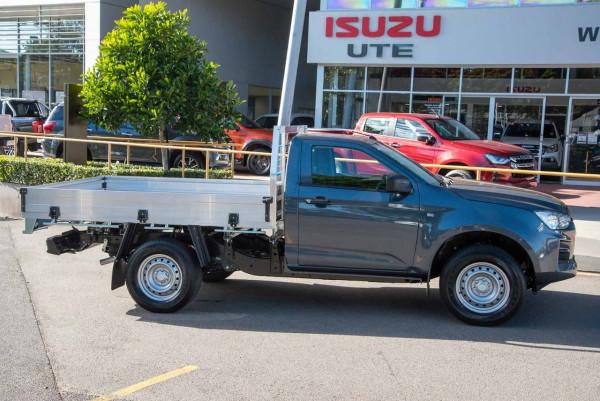 2020 MY21 Isuzu UTE D-MAX RG SX 4x2 Crew Cab Ute Cab chassis Image 5