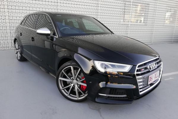 Audi S3 8V MY17