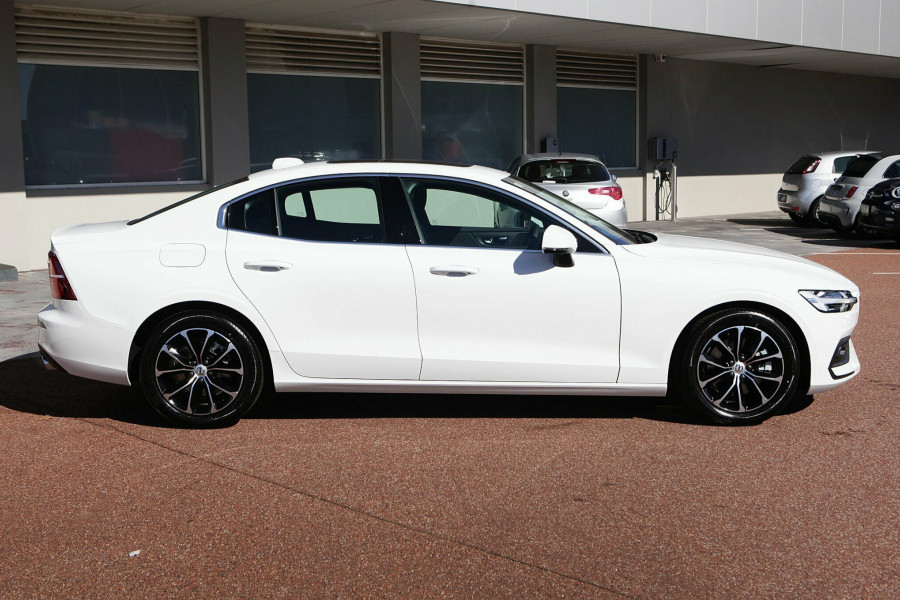 2019 MY20 Volvo S60 (No Series) T5 Momentum Sedan Mobile Image 3