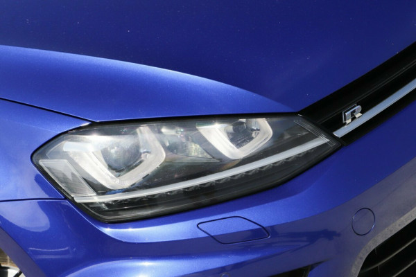 2014 Volkswagen Golf VII MY14 R DSG 4MOTION Hatchback Image 3