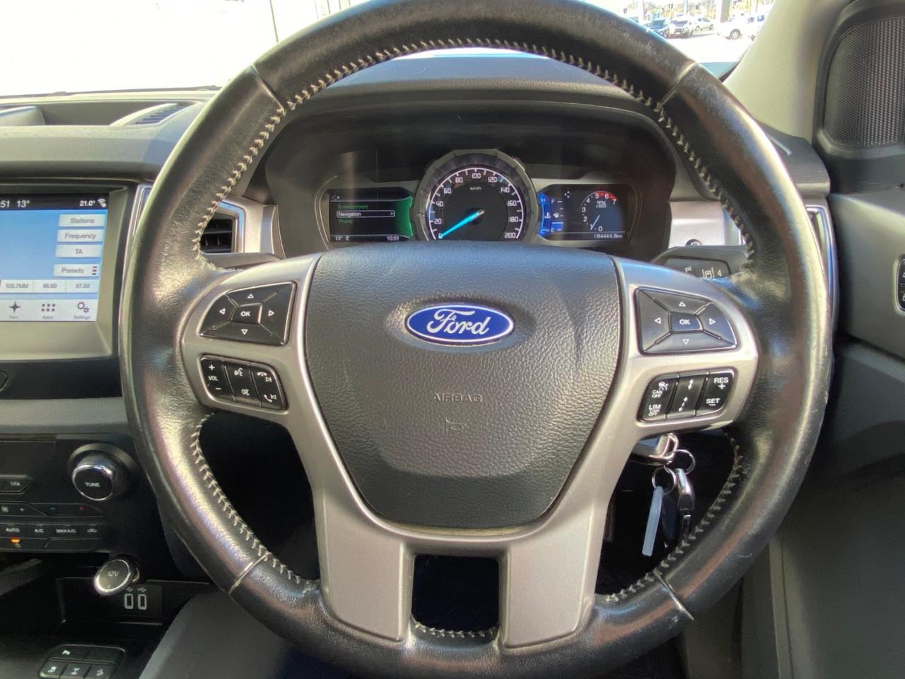 2016 Ford Ranger PX MKII XLT Ute