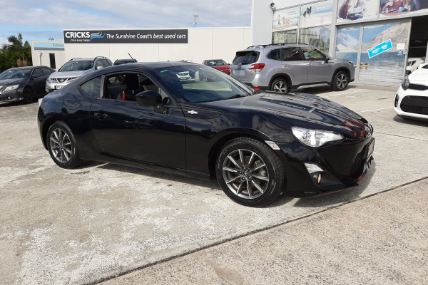 2012 MY13 Toyota 86 ZN6 86 GT Coupe Image 3