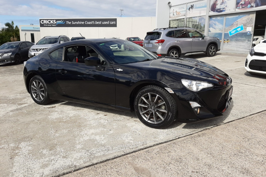 2012 MY13 Toyota 86 ZN6 86 GT Coupe