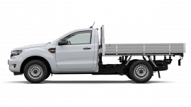 2020 MY21.25 Ford Ranger PX MkIII XL Low-Rider Single Cab Chassis Utility image 7