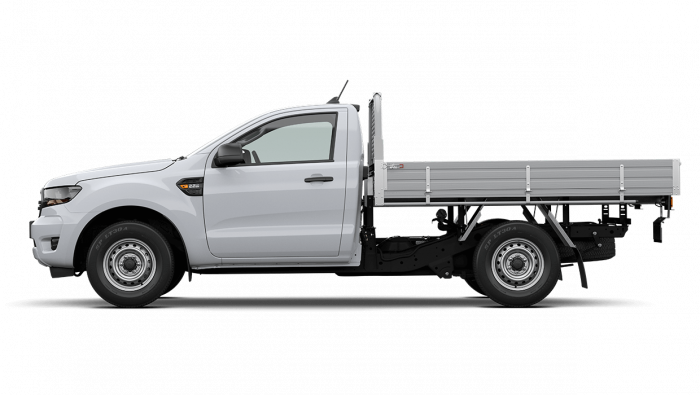2020 MY20.75 Ford Ranger PX MkIII XL Low-Rider Single Cab Chassis Ute Image 7