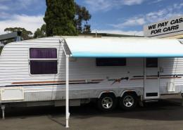 Caravan Aussie 2006  WIDE BUNDERRA