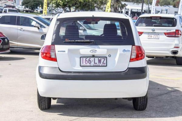 2009 Hyundai Getz TB MY09 S Hatchback