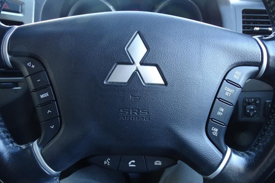 2016 Mitsubishi Pajero NX GLX 7 Seat Diesel Suv