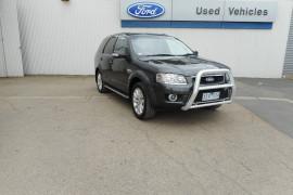 Ford Territory Ghia SY MKII