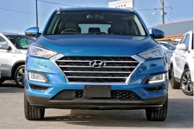 2020 Hyundai Tucson TL3 MY21 Elite Suv Image 3