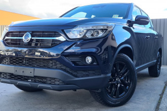 2020 SsangYong Musso Q200 Ultimate Utility