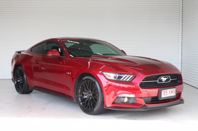 2017 Ford Mustang 2017 Coupe