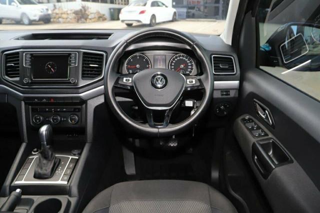 2018 Volkswagen Amarok 2H MY18 TDI550 Sportline Utility Image 16