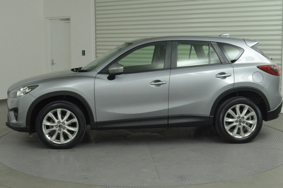 2013 Mazda Cx-5 KE1031 MY13 Grand Touring Suv Mobile Image 6