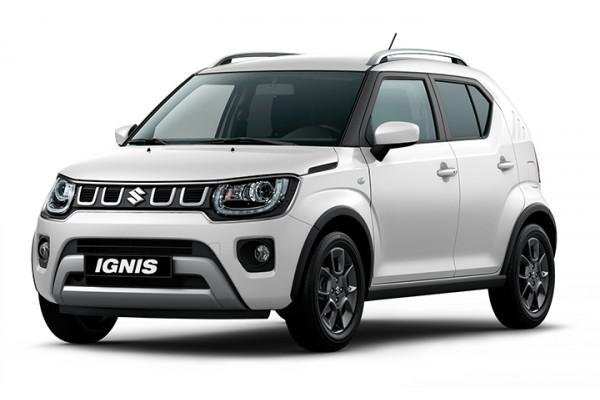 Suzuki Ignis GLX MF Series II