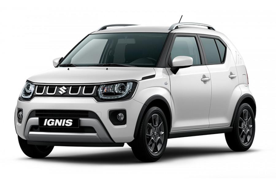 2021 MY20 Suzuki Ignis MF Series II GLX Hatchback