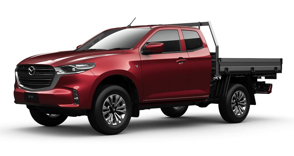 Mazda BT-50 <br>Freestyle XT Cab Chassis 4x2 <br>PERSONAL | BUSINESS