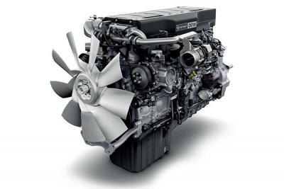 New Detroit Diesel DD16