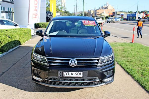 2017 Volkswagen Tiguan 5N  140TDI 140TDI - Highline Suv Image 3