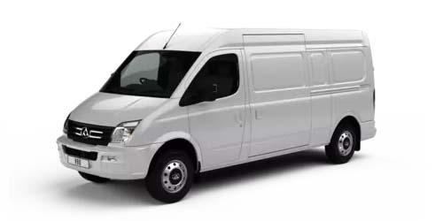 2020 MY19 LDV V80 LWB Mid Roof Van