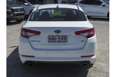 2013 Kia Optima TF MY13 Platinum Sedan Image 2