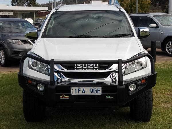 2015 Isuzu Ute MU-X MY15 LS-T Wagon