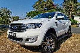 Ford Everest Trend 4WD UA II