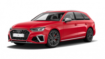 New Audi S4 Avant