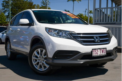 2014 Honda CR-V RM MY15 VTi Navi Suv Image 2