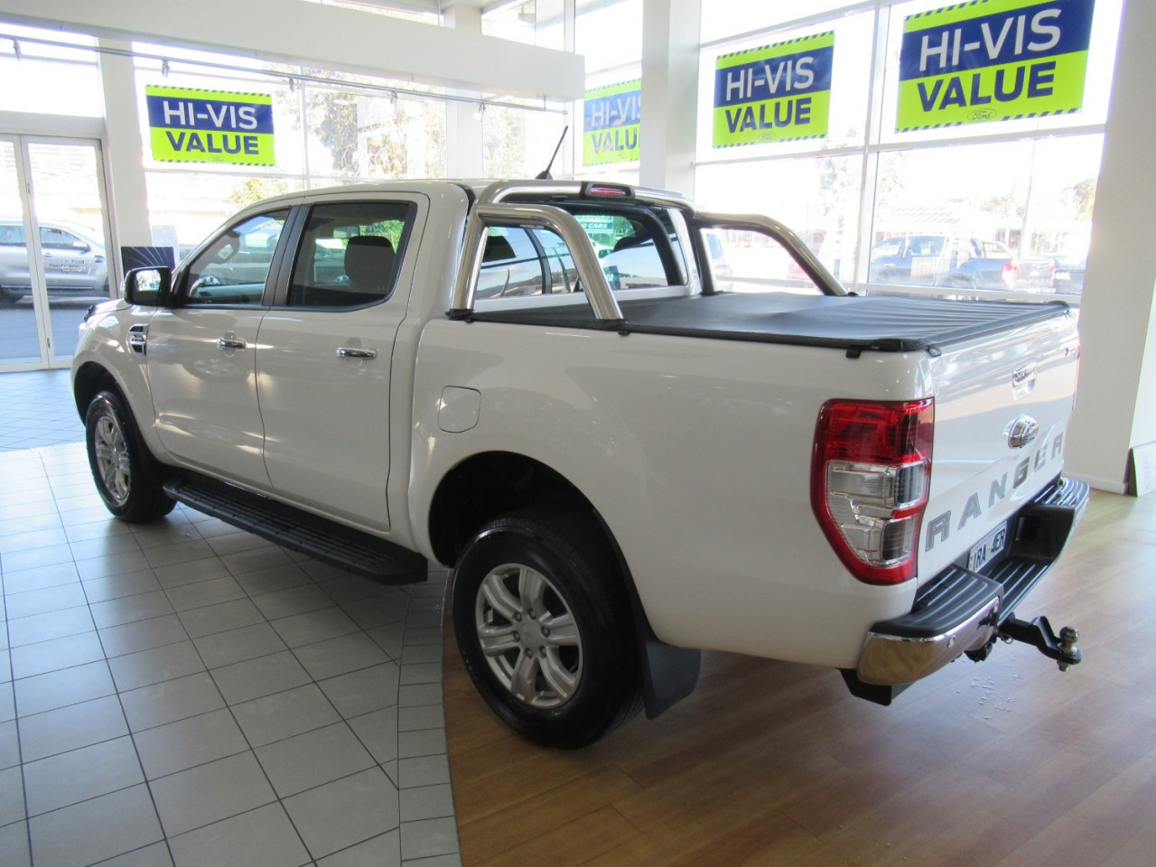 2019 MY19.75 Ford Ranger PX MkIII 4x2 XLT Double Cab Pick-up Hi-Rider Utility Image 4